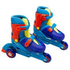 Patines en línea para niños 3 in line Skates Azul