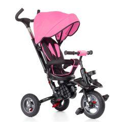 Triciclo para niños Evolutivo Rosa Plegable Platinum
