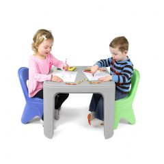 Play Around. Juego de mesa y 2 sillas Moltó