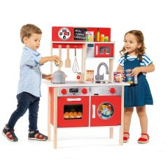 Cocina de juguete de madera Grand Kitchen Molto
