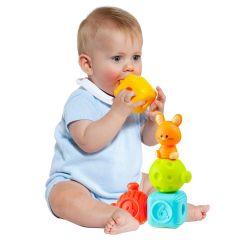 Juguete Sensorial para bebés Play&Sense 5 pzs. Molto