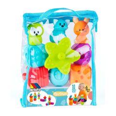 Juguete Sensorial para bebés Play&Sense 10 pzs. Molto