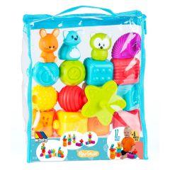 Juguete Sensorial para bebés Play&Sense 17 pzs. Molto