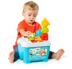 Caja actividades Play&Sense 5 piezas Molto Azul