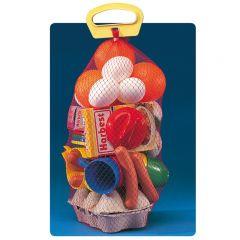 bolsa de desayuno de juguete