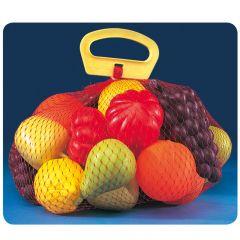 Bolsa de frutas de juguete Moltoshop