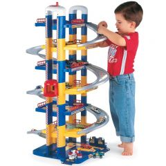 Toy Parking 7 Storey + Complements