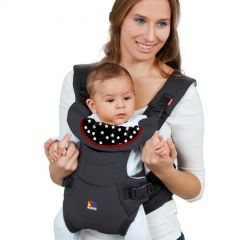 Multiposition Comfort Carrier 3 in 1 1