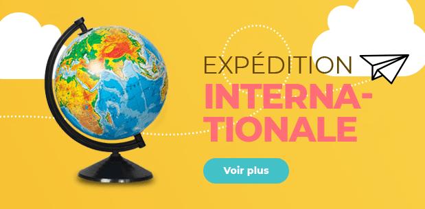 Expédition internationale MOLTÓ